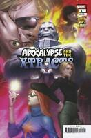 AGE OF X-MAN APOCALYPSE AND X-TRACTS #1 INHYUK LEE VARIANT MARVEL COMICS X-MEN
