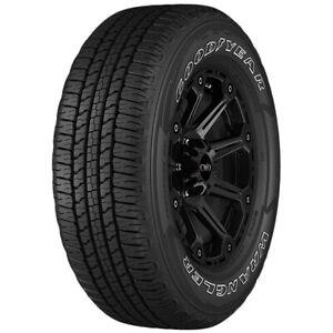 245/75R16 Goodyear Wrangler Fortitude HT 111T SL/4 Ply OWL Tire