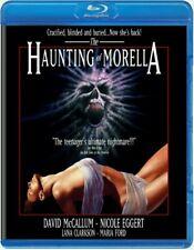 THE HAUNTING OF MORELLA (1990) Bluray SCORPION - NICOLE EGGERT OOP NEW