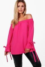 Camisas y tops de mujer de color principal rosa talla 44