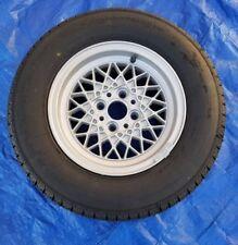 75-83 Genuine OEM BMW E21 3 Series Original Spare Wheel & Tire 320i *Never Use
