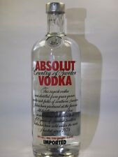 Absolut vodka red 1000 ml 50% vol. old