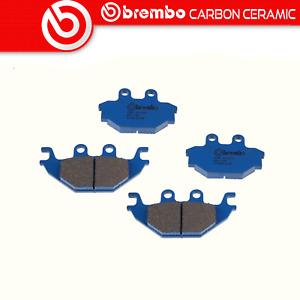 Brake Pads BREMBO Ceramic Front For Arctic Cat 300 Dvx 300 2009>2010