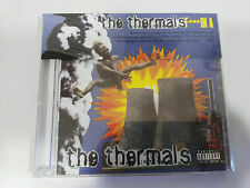 THE THERMALS FUCKIN A - CD 2004 NEW SEALED NUEVO