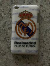For Ipod Touch 4th Generation Case Real Madrid Club De Futbol