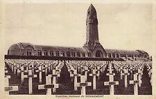 Carte Postale - Cimetière National de Douaumont