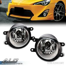 Pair of Fog Light Lamp Left Right Side Fit For Lexus Toyota Camry Yaris