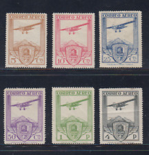 SPAIN (1930) - MLH COMPLETE SET SC SCOTT C12/17 RAILWAY CONGRESS