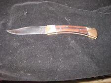 Jet Aer Corp G-96 No 960 Titan Lock Back Skinner Fillet Folding Knife Sheath