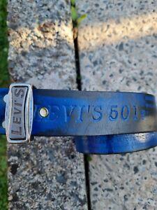 Vintage Levis 501 Belt Mens Medium