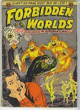 FORBIDDEN WORLDS # 2