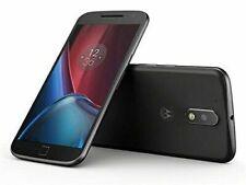 Motorola Moto G4 Plus XT1644 3GB+32GB Dual-SIM LTE 4G Smartphone Handy Schwarz