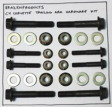 COMPLETE C4 Corvette REAR Suspension Hardware Kit - New Nuts, Bolts, Washers
