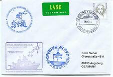 1999 POLARSTERN Polar Forschungs Helicopter Service Hamburg Antarctic Cover