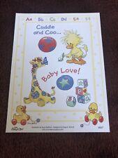 Suzy's Zoo Sticker Sheet #9907