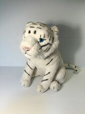 WHITE TIGER,plush animal,Ringling Brothers tiger stuffed animal,souvenir,EUC