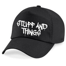 STUFF AND THINGS walking dead Baseball Cap Funny Joke Drink Beer STAG NIGHT