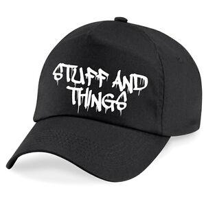 STUFF AND THINGS walking dead Baseball Cap Funny Joke Drink Beer STAG NIGHT
