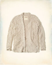 Womens HOLLISTER Textured Cardigan BNWT RRP £39