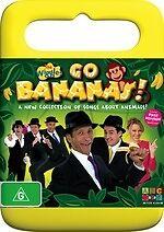 The Wiggles: Go Bananas! * NEW DVD * (Region 4 Australia)