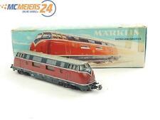 E125c Märklin H0 3021 Diesellok BR V 200 060 DB / Guss