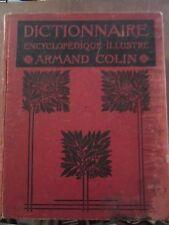 Dictionnaire encyclopédique illustré/ Armand Colin