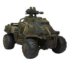 Warpath Mule transport - Mantic unboxed deadzone 40k gcps astra militarum taurox