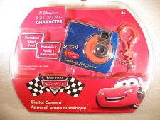 Disney Pixar Cars Digital Camera Portable! Easy! Fun!