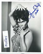 "Yvonne Craig as Marta from ""Star Trek"" Autographed Signed 8x10 Photo #1 COA"