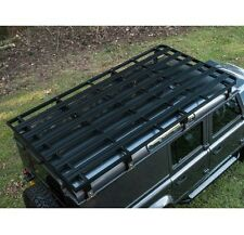 LAND ROVER DEFENDER 110 ALLOY EXPEDITION ROOF RACK MADE IN UK DA3070