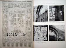 COMO ARCHEOLOGIA STORIA LOCALE CON ILLUSTRAZIONI