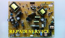 Philips 46PFL3908/F7 46PFL3608/F7  POWER SUPPLY    REPAIR SERVICE