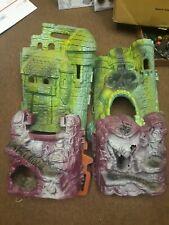 Vintage Castle Grayskull - Masters of the Universe He-Man & Skelator Parts Only