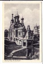 AK Karlovy Vary , Karlsbad, Rusky kostel, Russ. Kirche