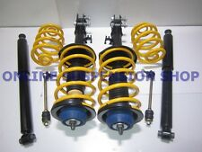 Commodore VX VY Sedan KING Spring FORMULA Ready Strut Lowered Suspension Package
