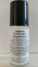 Gold Sugar Aquolina (L) Type 1.3oz Large Roll On Fragrance Women Body Oil