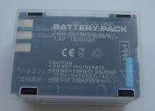 2 x Batteries BLM-1 BLM1 pour Olympus E500 E400 E300  E520 E420 E510 E5 E3 E450