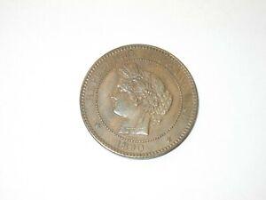 10 centimes Ceres 1890 A TTB