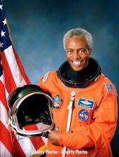 "1st African American Man In Space 8.5x11"" Photo Print Guion Bluford Astronaut"
