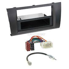 Suzuki Swift 3 05-10 1-DIN Autoradio Einbauset Adapter Kabel Radioblende