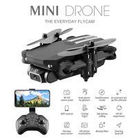 2020 New Mini Drone 4K HD Camera WiFi Air Pressure Hold Foldable Quad copter