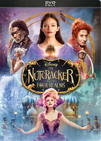 The Nutcracker and the Four Realms [New DVD] Ac-3/Dolby Digital, Dolby