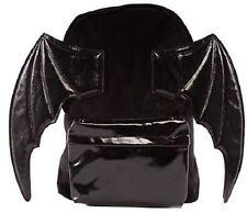 Iron Fist Night Stalker Bat Pack Wings Spooky Flying Punk Rock Goth Bag Backpack