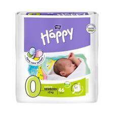 Bella Happy Babywindeln Before New Born Babywindel, bis 2kg, Pack mit 46 Stück