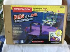 Rokenbok King of the Rok Competition Arena Construction System NEW