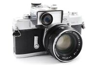 【EXC+++++】Minolta SR-1 SLR W/Auto Rokkor PF 55mm f/1.8 Lens From JAPAN #1060