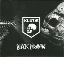 KLUTAE Black Piranha - CD - Limited Digipak (Leaether Strip - Claus Larsen)