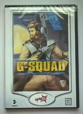 G-Squad, PC CD-Rom Game