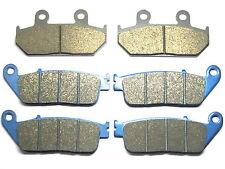 Brake Pads For Suzuki Brakes Front Rear Burgman  AN 650 2003-2010 2007 2008 2009