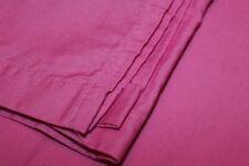 Full Flat Sheet Rose Bright Pink Company Store Kids Girls Girl Cotton Soft!